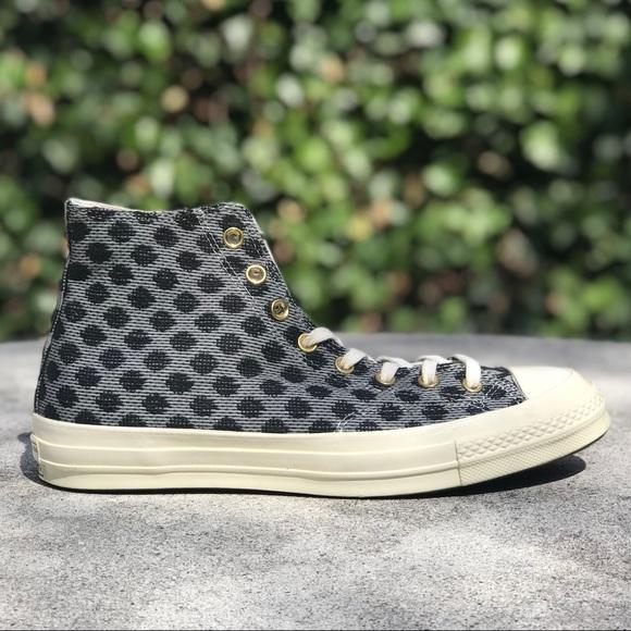 Converse CTAS 70 NY Polka Dobby High Top Sneakers